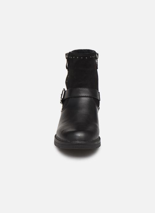 Bottines et boots Xti 56962 Noir vue portées chaussures