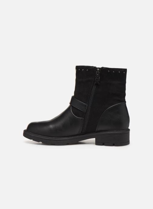 Boots en enkellaarsjes Xti 56962 Zwart voorkant