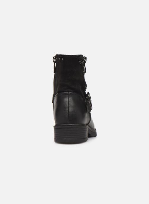 Boots en enkellaarsjes Xti 56962 Zwart rechts