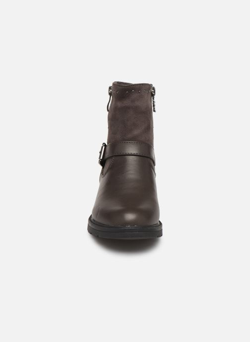 Bottines et boots Xti 56962 Gris vue portées chaussures