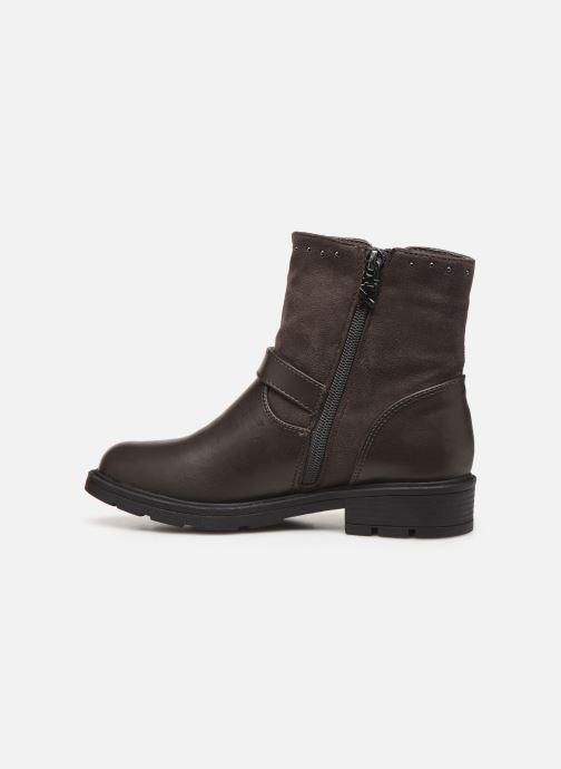 Boots en enkellaarsjes Xti 56962 Grijs voorkant