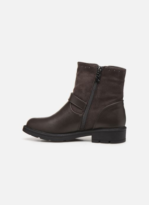 Bottines et boots Xti 56962 Gris vue face