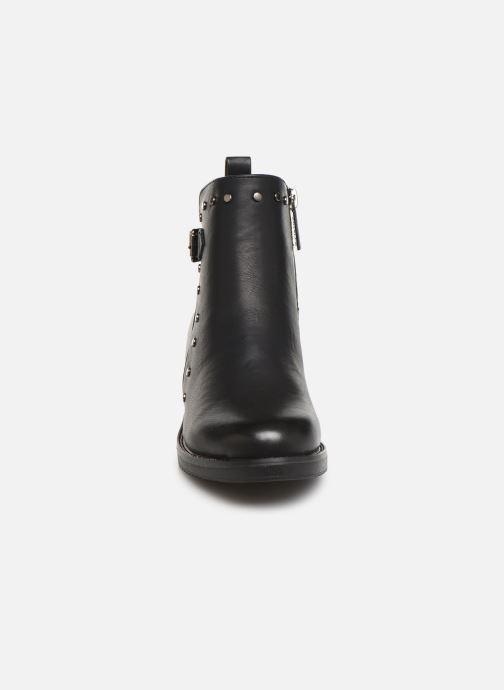 Botines  Xti 56978 Negro vista del modelo