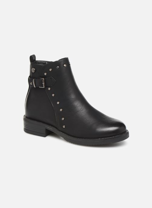 Ankle boots Xti 56978 Black detailed view/ Pair view