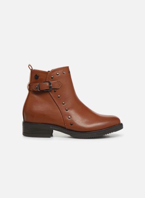 Stiefeletten & Boots Xti 56978 braun ansicht von hinten
