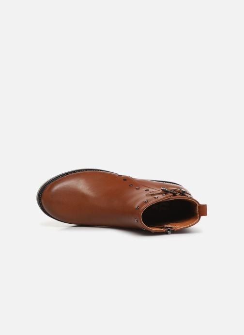 Stiefeletten & Boots Xti 56978 braun ansicht von links