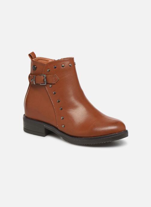 Bottines et boots Xti 56978 Marron vue détail/paire