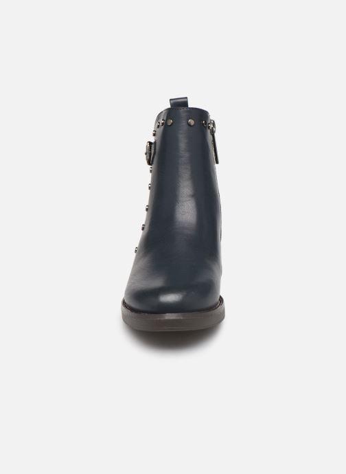 Bottines et boots Xti 56978 Bleu vue portées chaussures