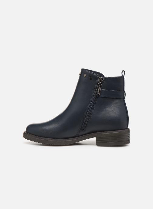 Bottines et boots Xti 56978 Bleu vue face