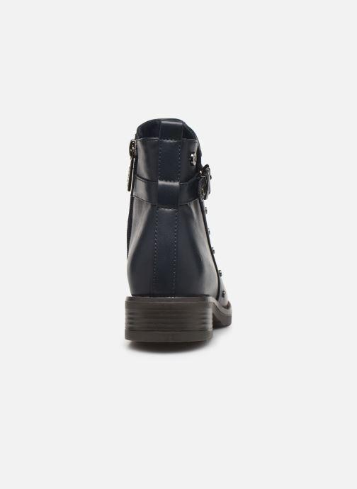 Bottines et boots Xti 56978 Bleu vue droite