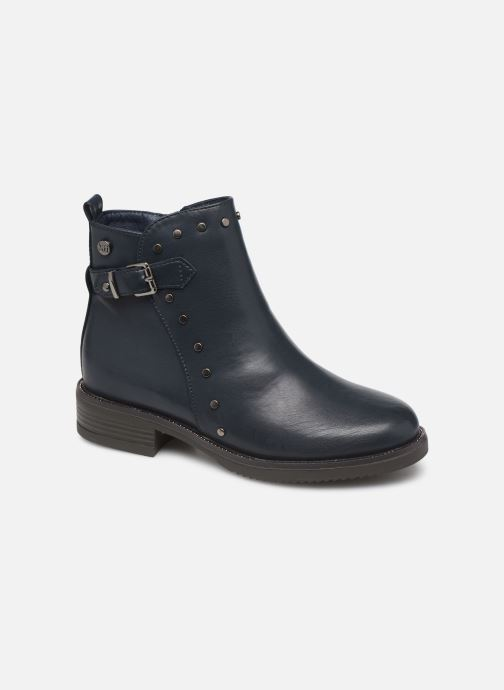 Bottines et boots Xti 56978 Bleu vue détail/paire