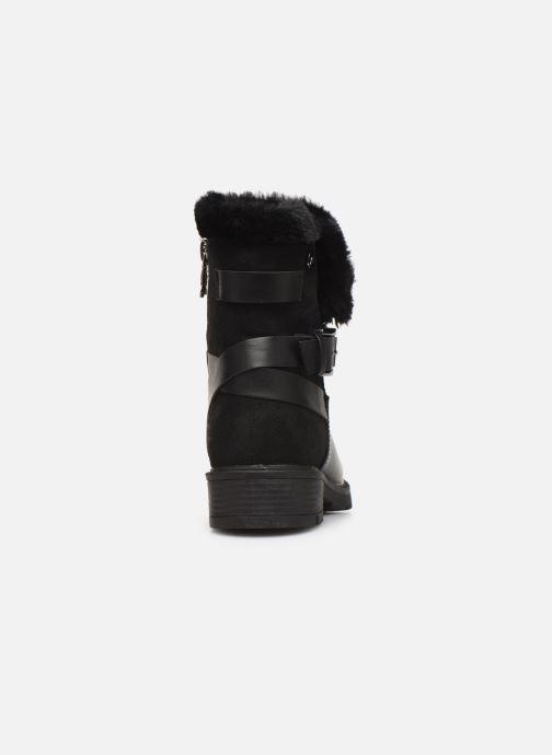 Boots en enkellaarsjes Xti 56959 Zwart rechts