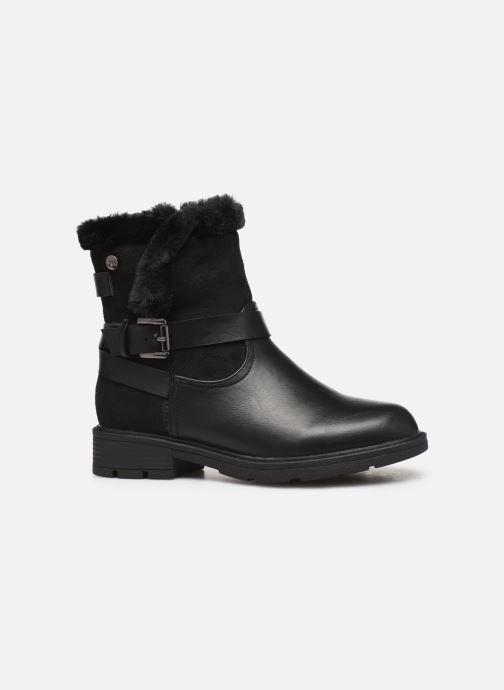 Boots en enkellaarsjes Xti 56959 Zwart achterkant