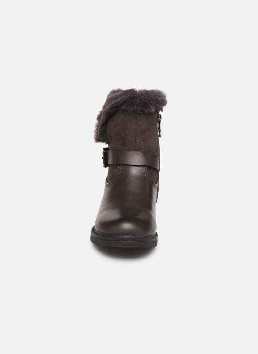Bottines et boots Xti 56959 Gris vue portées chaussures