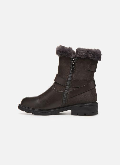 Bottines et boots Xti 56959 Gris vue face