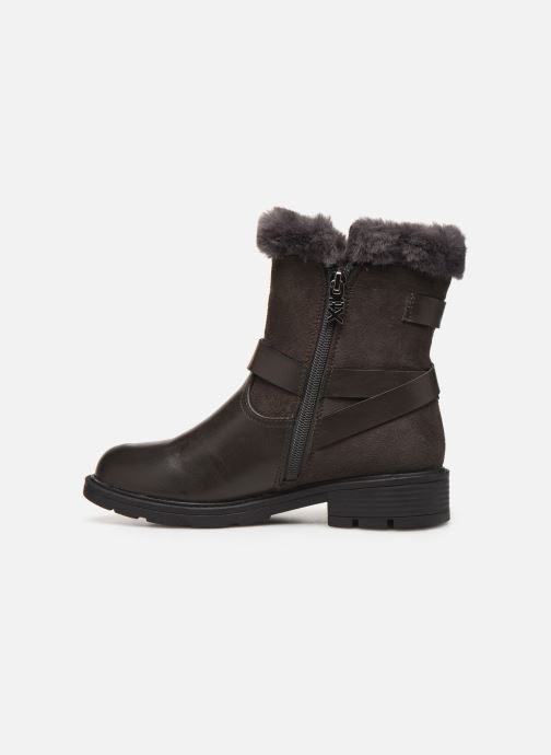 Ankle boots Xti 56959 Grey front view
