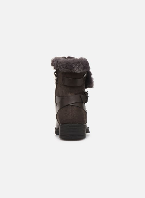 Bottines et boots Xti 56959 Gris vue droite