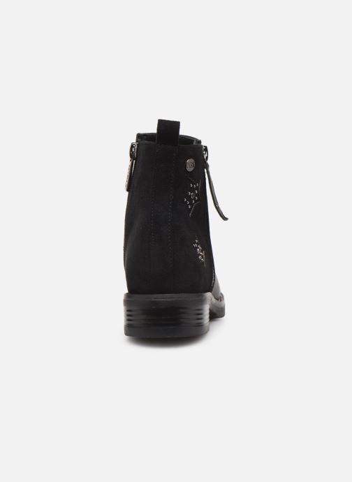Bottines et boots Xti 56985 Noir vue droite