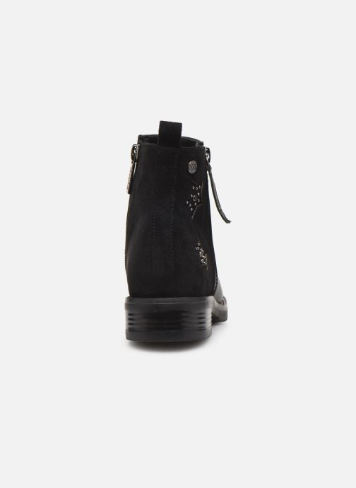 Ankle boots Xti 56985 Black view from the right