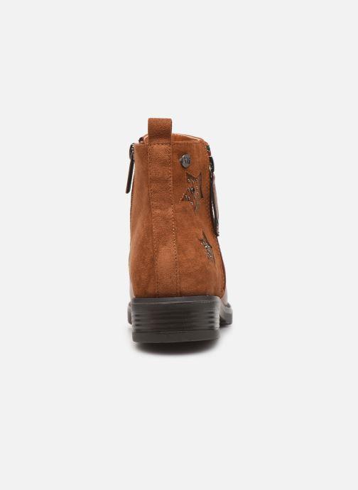 Bottines et boots Xti 56985 Marron vue droite