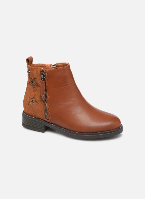 Bottines et boots Xti 56985 Marron vue détail/paire