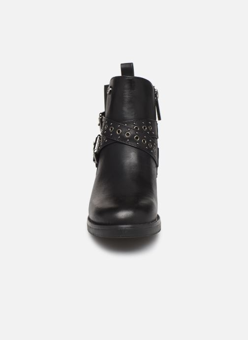 Boots en enkellaarsjes Xti 56980 Zwart model