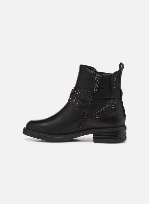 Bottines et boots Xti 56980 Noir vue face