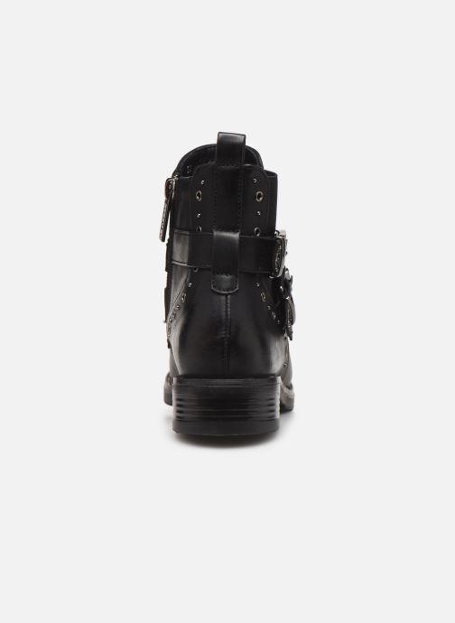 Boots en enkellaarsjes Xti 56980 Zwart rechts