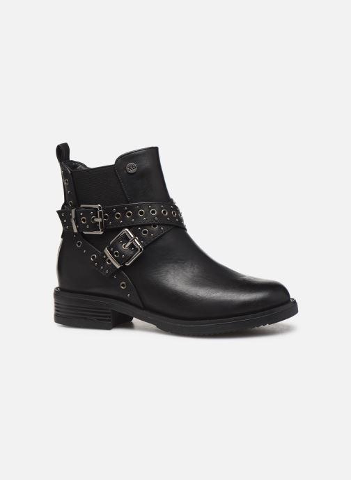 Boots en enkellaarsjes Xti 56980 Zwart achterkant