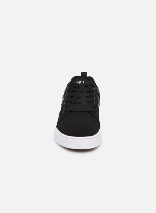 Sneaker Heelys Racer schwarz schuhe getragen