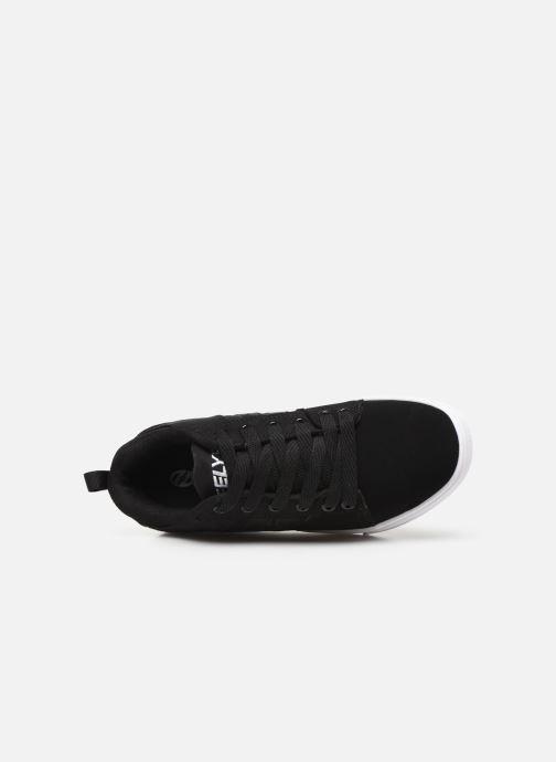 Sneaker Heelys Racer schwarz ansicht von links