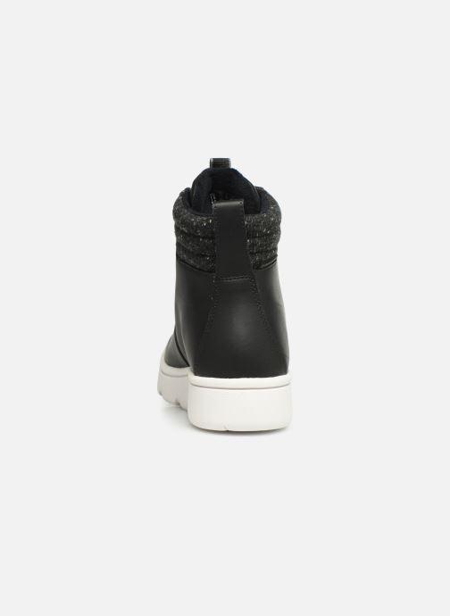 Chaussures de sport Cloudsteppers by Clarks Step ExplorHi. Noir vue droite