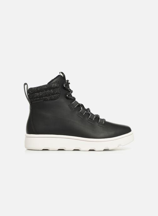 Chaussures de sport Cloudsteppers by Clarks Step ExplorHi. Noir vue derrière
