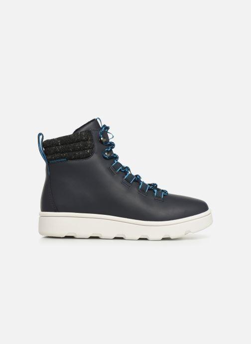Chaussures de sport Cloudsteppers by Clarks Step ExplorHi. Bleu vue derrière