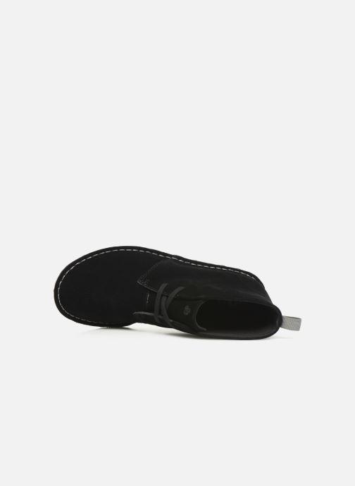 Bottines et boots Cloudsteppers by Clarks Step WeltIsle. Noir vue gauche
