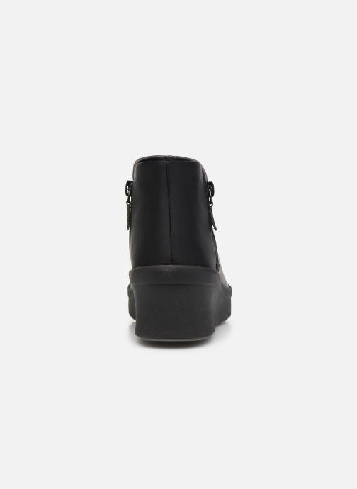 Boots en enkellaarsjes Cloudsteppers by Clarks Step Rose Up Grijs rechts