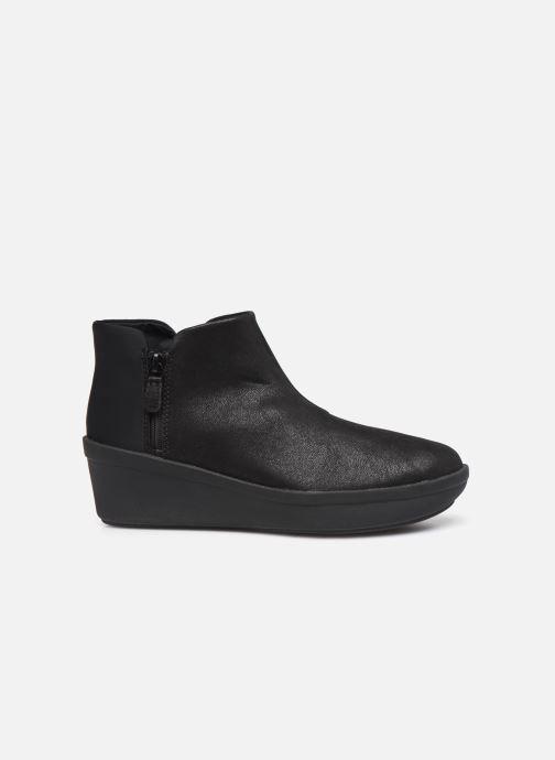 Bottines et boots Cloudsteppers by Clarks Step Rose Up Noir vue derrière