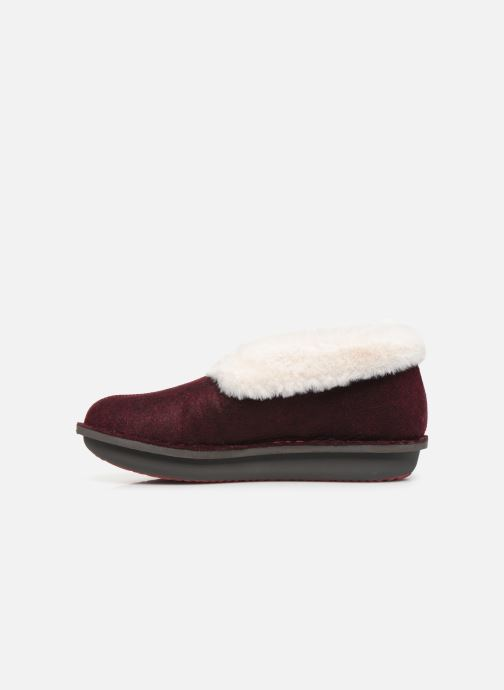Chaussons Cloudsteppers by Clarks Step Flow Low Bordeaux vue face
