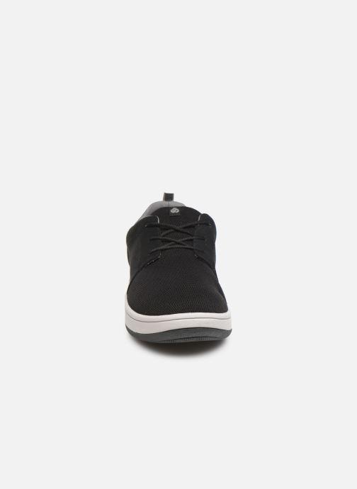 Baskets Cloudsteppers by Clarks Arla Free Noir vue portées chaussures