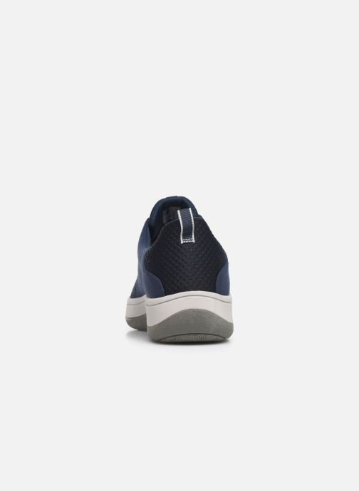 Sneakers Cloudsteppers by Clarks Arla Free Blauw rechts