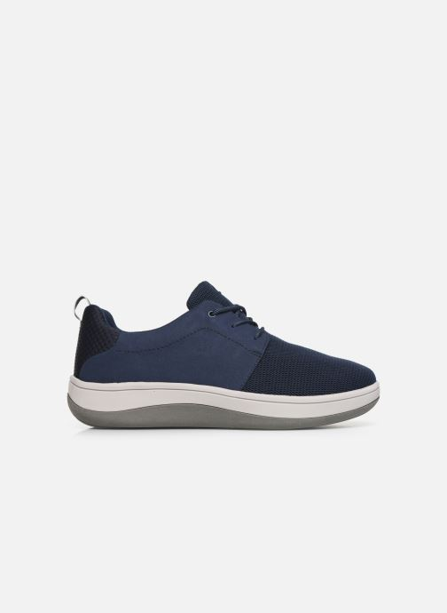 Sneakers Cloudsteppers by Clarks Arla Free Blauw achterkant