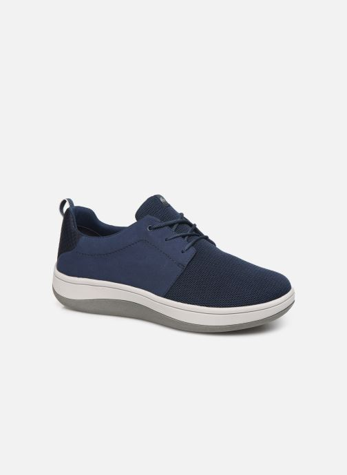 Sneakers Cloudsteppers by Clarks Arla Free Blauw detail