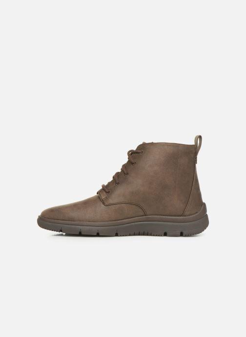 Stiefeletten & Boots Cloudsteppers by Clarks Tunsil Grove braun ansicht von vorne