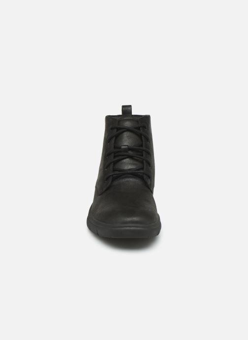 Bottines et boots Cloudsteppers by Clarks Tunsil Grove Noir vue portées chaussures