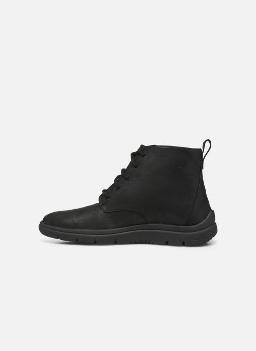 Boots en enkellaarsjes Cloudsteppers by Clarks Tunsil Grove Zwart voorkant