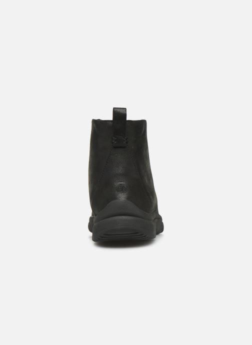 Boots en enkellaarsjes Cloudsteppers by Clarks Tunsil Grove Zwart rechts