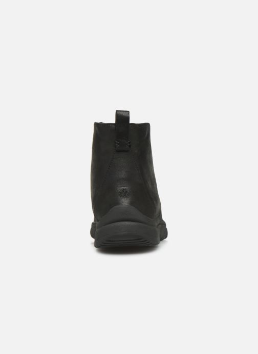 Bottines et boots Cloudsteppers by Clarks Tunsil Grove Noir vue droite