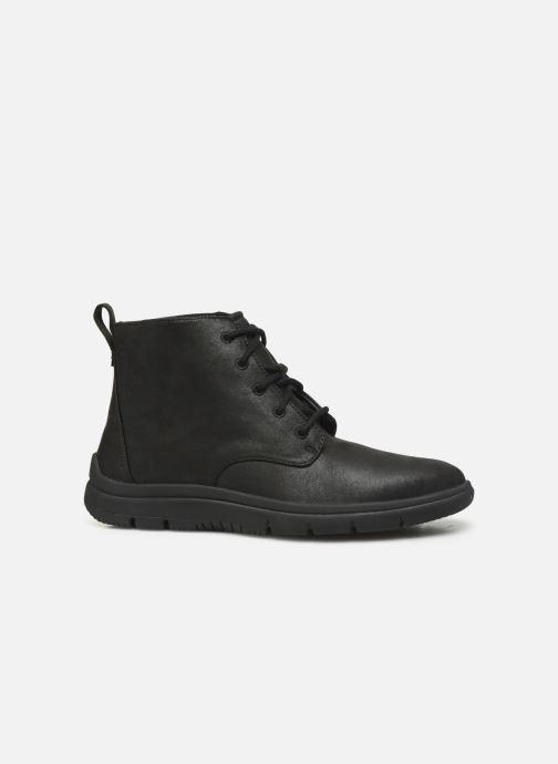 Boots en enkellaarsjes Cloudsteppers by Clarks Tunsil Grove Zwart achterkant