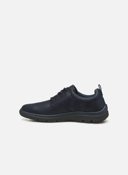 Sneakers Cloudsteppers by Clarks Tunsil Lane Blauw voorkant
