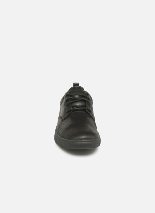 Trainers Cloudsteppers by Clarks Tunsil Lane Black model view